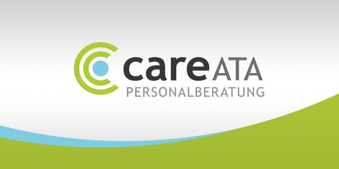 Logodesign // careATA Personalberatung