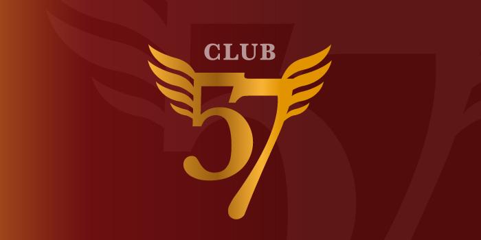 Redesign des neuen CLUB 57 Logos
